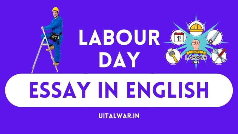Essay on Labour Day