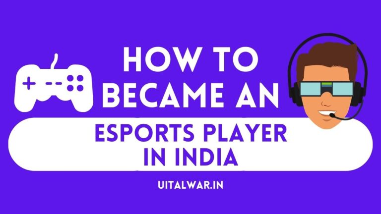 How to Become an Esports Player in India