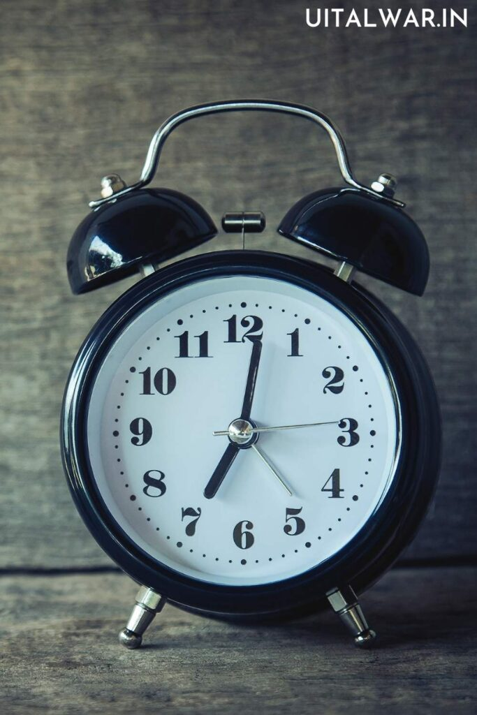 Value Of Time Essay for Students in English
